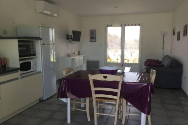 Photo Location logement curiste T2 N°2 pour 2 personnes à EUGENIE LES BAINS (40320)