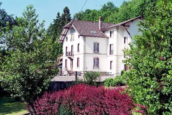 Photo F2 au calme à 5 minutes des thermes de Bains les Bains en voiture - Le Pin -