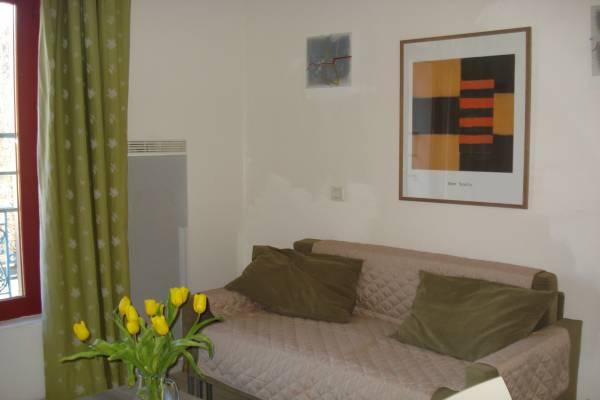 Photo Appartement dans une résidence de charme et situé dans le parc thermal d'Allevard