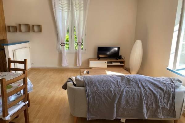 Photo Appartement avec deux chambres proche du centre-ville de Jonzac