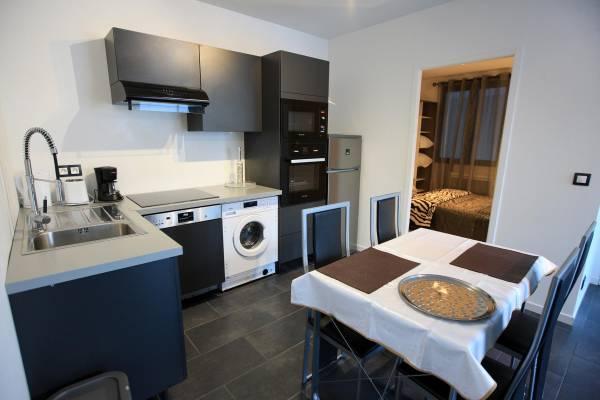 Photo Appartement T2 Neuf de 38m² Tout Confort à 10 mètres des Thermes de Dax