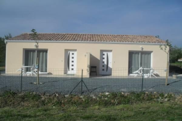 Photo Appartement à 2km des thermes de Jonzac avec jardin et parking