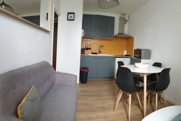 Photo Appartement cosy, en face des Thermes de Rochefort