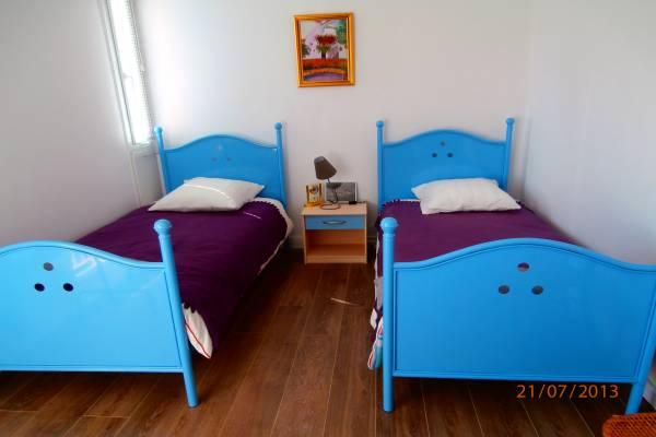 Photo Appartement avec une chambre et parking pour les curistes de Balaruc