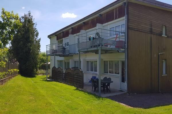 Photo F1 Bis pour les curistes de Bains les Bains, au 1er étage - PANO 47 -
