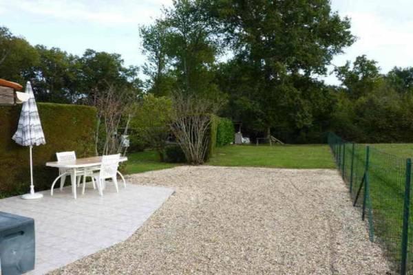 Photo Appartement 36m2 avec jardin et jardin à 2 km des Thermes de Jonzac