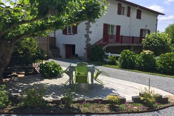 Photo Appartement avec 2 chambres pour les curistes de Cambo les Bains