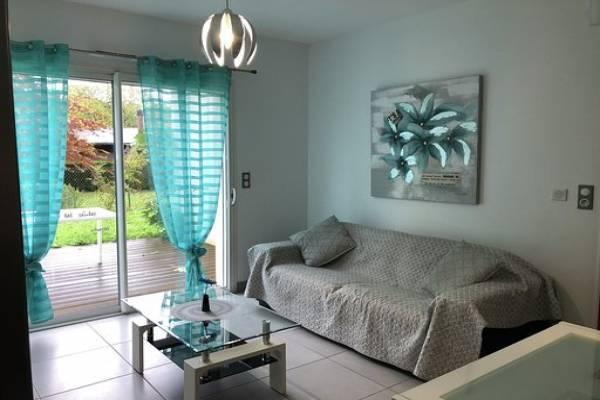 Photo Très joli T2 de 40 m2 (RdC) avec terrasse EST à Salies de Béarn