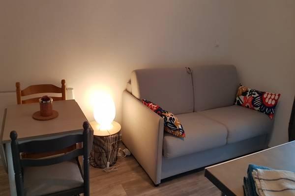 Photo Studio 20 m² rénové avec parking à Balaruc les Bains