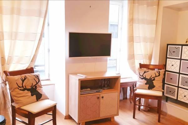 Photo T3 au rdc - récemment rénové de 70m² - 2 chambres - 2 min à pied des thermes de Luchon