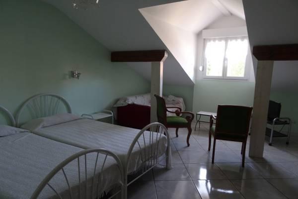 Photo Location logement pour Curistes pour 2 personnes à Bains-les-bains, au 2ème étage - TI B -