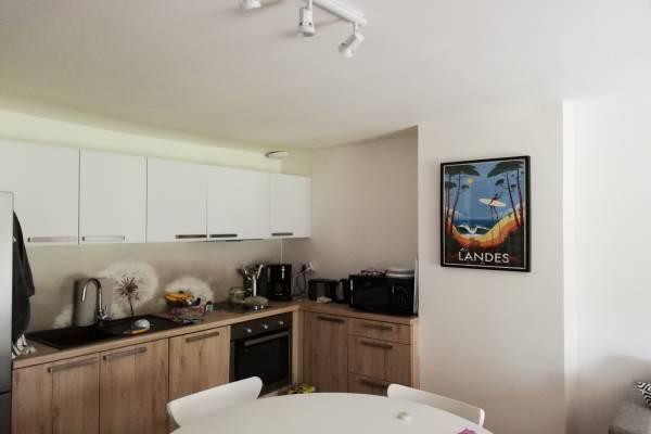 Photo Appartement avec 2 chambres à dax - chaleureux et fonctionnel, refait à neuf