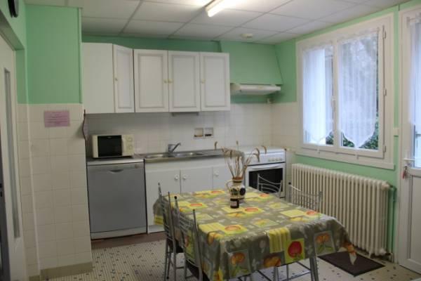 Photo Appartement avec 2 chambres à La Roche Posay