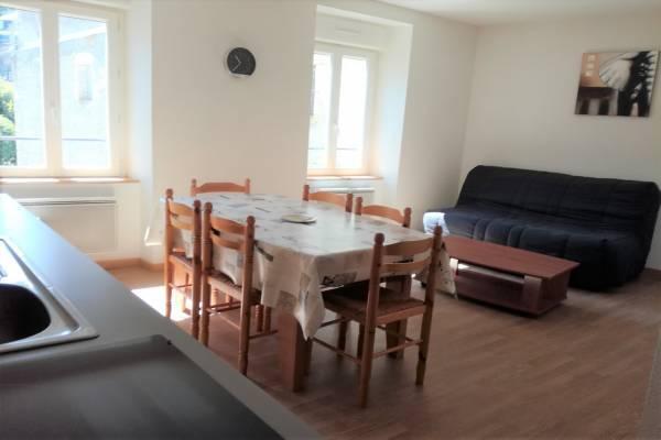 Photo Appartement avec 2 pièces à 80 mètres des thermes de La Bourboule - N°3