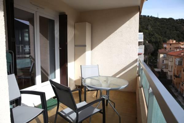 Photo F2 de 40m² pour les curistes d'Amélie les Bains, quartier Petite Provence, pour 2 personnes