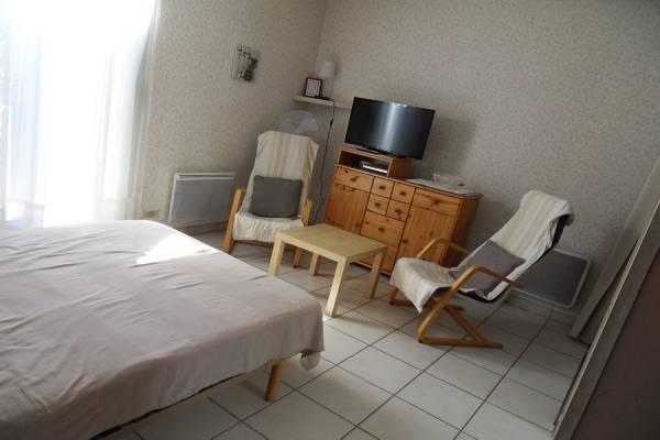 Photo Studio pour les curistes de Digne les Bains avec balcon