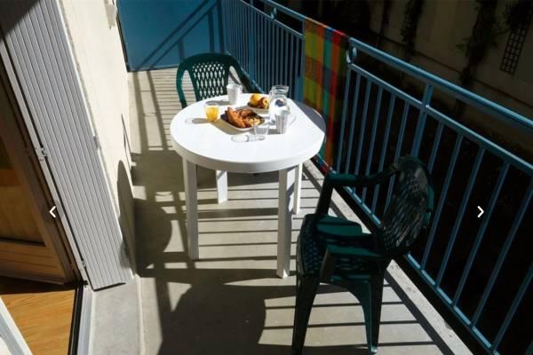Photo Location T2 cabine à 550m des Thermes de Luchon avec balcon