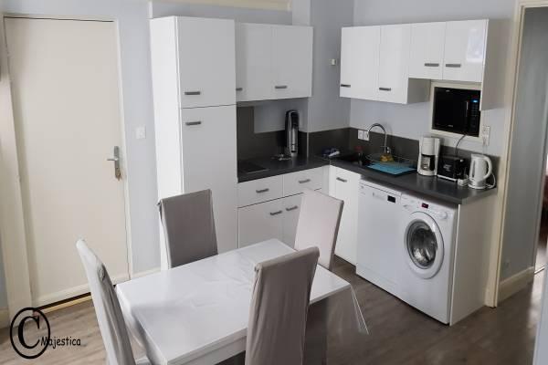 Photo Appartement avec 2 chambres proche des thermes de Luchon avec parking