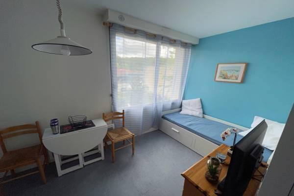 Photo Appartement T2 n°5 dans une résidence tout confort à 200 m des Thermes de Barbotan