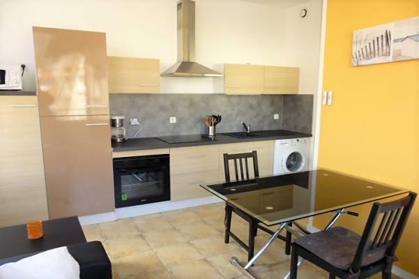 Photo Location logement T2 à Allevard (38580) - Meublé de tourisme 3* - 002