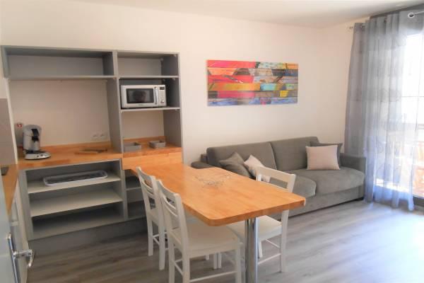 Photo Appartement 4 personnes renové à 300 mètres des thermes de Luchon