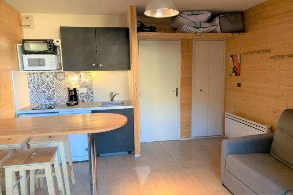 Photo T1 bis récemment rénové, idéal séjour cures à Luchon