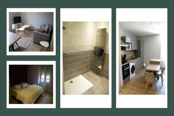 Photo Appartement T2, 3 étoiles au centre ville de Cransac - LES ACACIAS  -