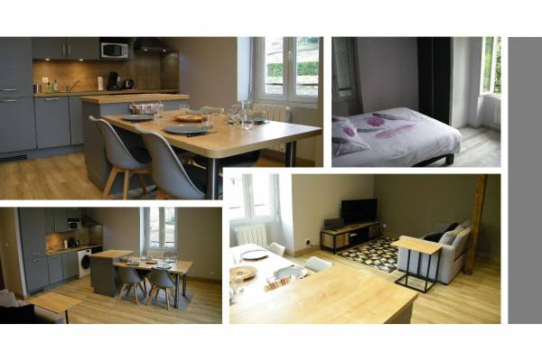 Photo Appartement neuf climatisé au centre de Cransac - LE GISOUS -