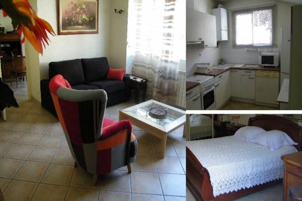 Photo Appartement T2 3 étoiles au centre ville de Cransac avec parking privé - LA SOURCE -