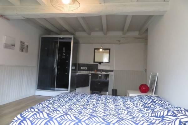 Photo Gite à Hasparren avec 3 chambres et jardin, piscine - UR