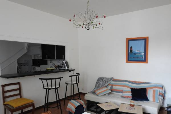 Photo Appartement Duplex T2 clair, spacieux et très calme à Rochefort