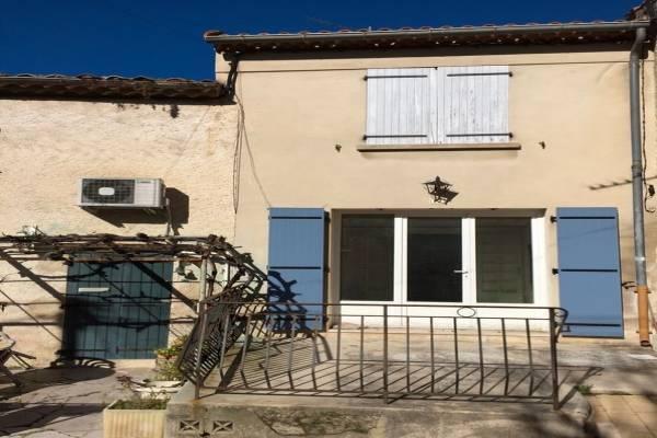 Photo Logement avec 2 chambres et terrasse - climatisé - Gréoux les Bains