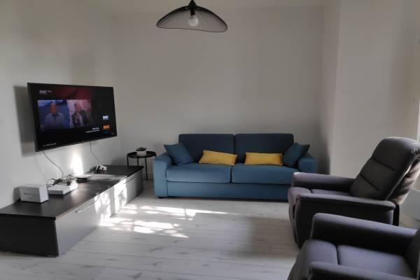 Photo Appartement avec 2 chambres à 500 mètres des thermes de Vichy