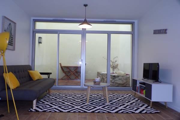 Photo Appartement de 2 pièces climatisé dans le centre de Jonzac