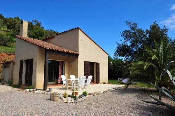 Photo Maison avec 2 chambres pour les curistes du Boulou