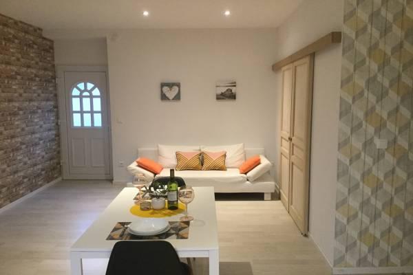 Photo Appartement de standing avec 2 chambres à 3km des Thermes de Néris-les-Bains