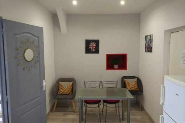 Photo Appartement de 2 pièces cosy à 3km des Thermes de Néris les Bains