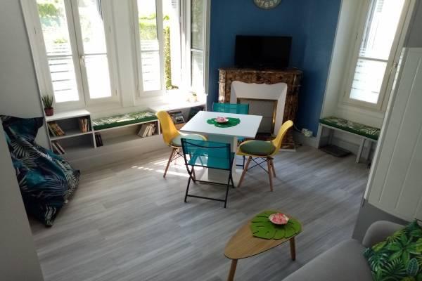 Photo Appartement T2 – 2*-  de 30m² refait à neuf à Esterre - Luz Saint Sauveur