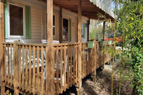 Photo Agréable mobil-home à St Paul les Dax - N°57