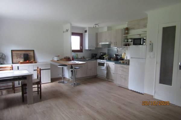 Photo 2 pièces de 45 m2 avec garage et balcon à Vernet-les-Bains