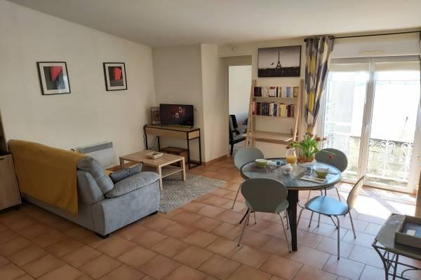 Photo Appartement de 45 m2 dans le centre ville de Jonzac
