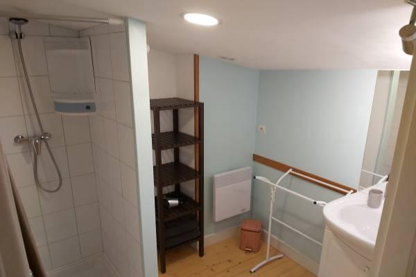 Photo Appartement en duplex dans le centre de Jonzac