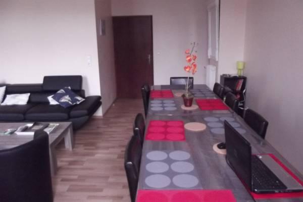 Photo Appartement avec 3 chambres à 240 mètres des Grands Thermes de La Bourboule