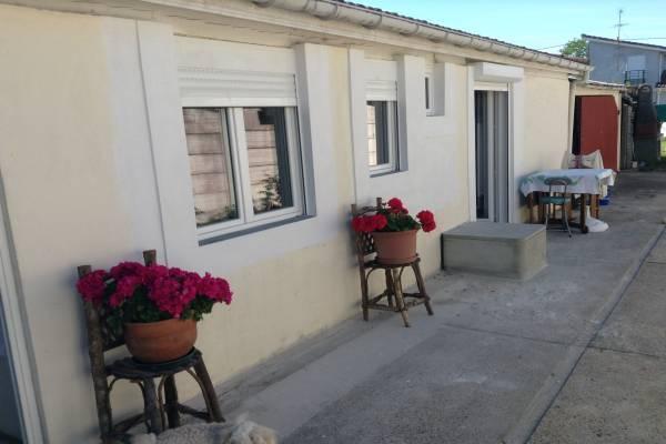 Photo Appartement dans maison de 2 pièces avec jardin et terrasse - Dax quartier calme