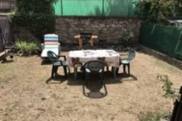 Photo T2 avec jardin sur Amélie les Bains à 800 mètres des thermes