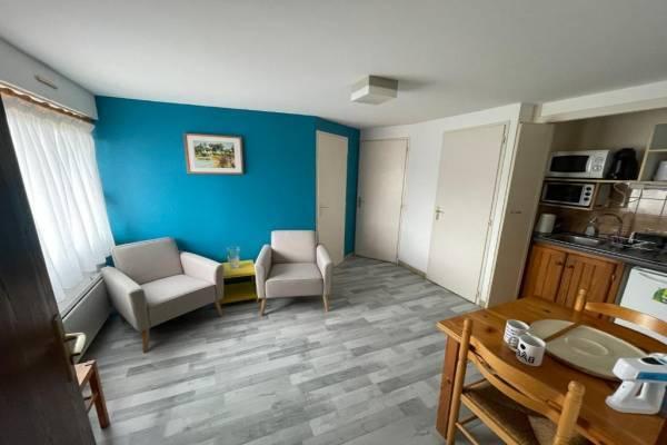 Photo T2 dans une résidence au calme à Barbotan - N°12A
