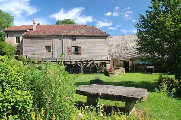 Photo Gite avec 3 chambres à 10 km des thermes de Bains les Bains