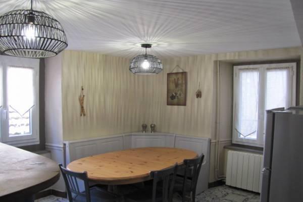 Photo Maison de village avec 2 chambres à 300 mètres des cures d'Ax les Thermes