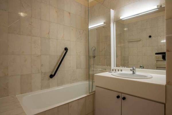 Photo Appartement 3 pièces 7pers à 200m du Centre thermal de Brides-les-Bains - B 63 -