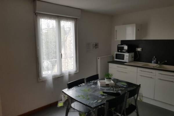 Photo Agréable T2 à 150m du centre thermal de Bourbonne-les-Bains 1er étage - Beaufortain -